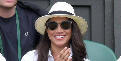 f6e2464516 Meghan Markle s Madewell Panama Hat Is a Longtime Favorite of Hers