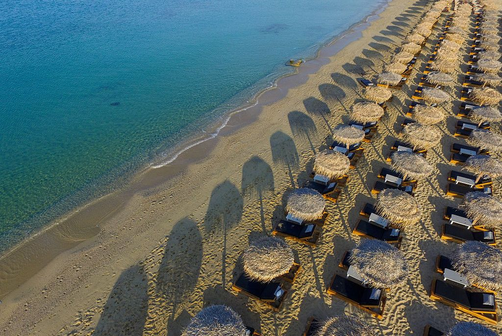 Elia Beach, Greece