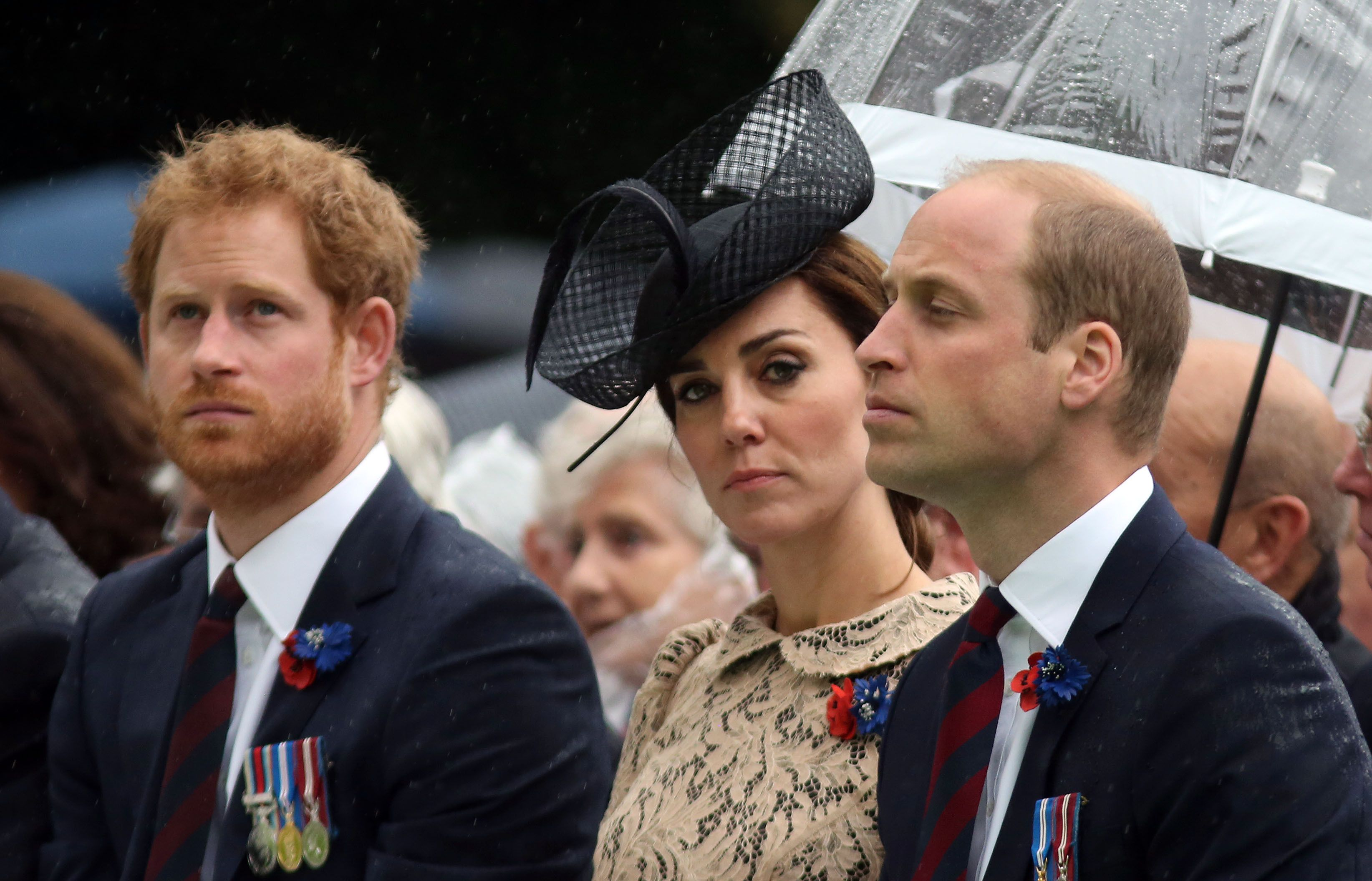 Prince Harry Reportedly Texted Kate Middleton Instead of Prince William When Lilibet Was Born