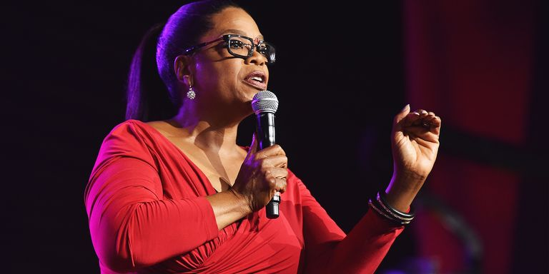 Oprah Winfrey speaks onstage during the 2016 ESSENCE Festival on 2 July 2016 in New Orleans, Louisiana. Picture: AFP