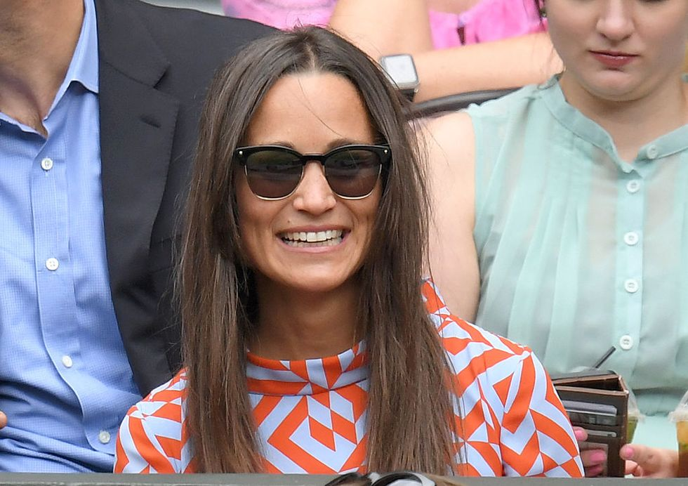 Pippa Middleton Spotted on First Outing Since Giving Birth