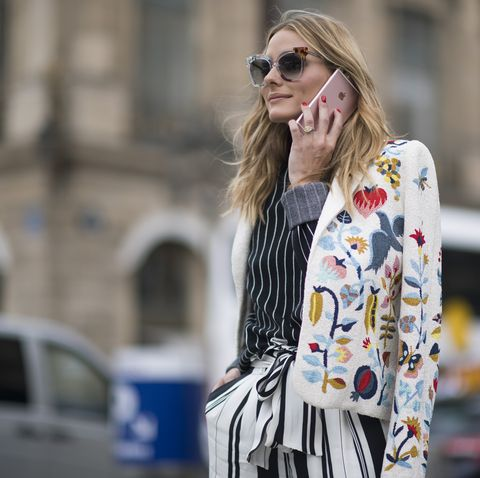 f4ac0edcf3 Olivia Palermo is collaborating with Karl Lagerfeld