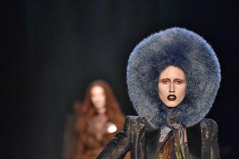 Jean Paul Gaultier fur free