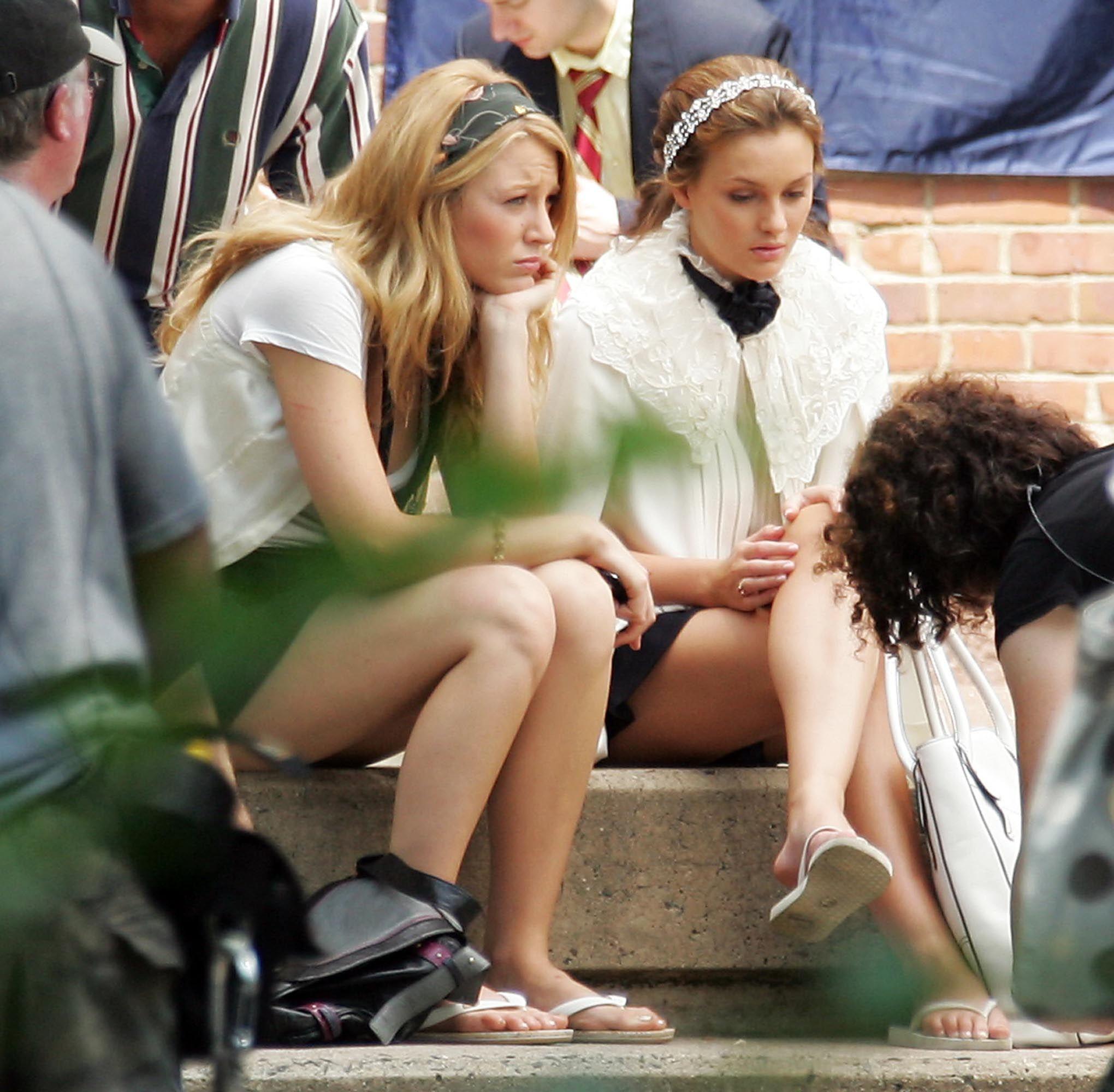 Gossip girl cast hookup each other