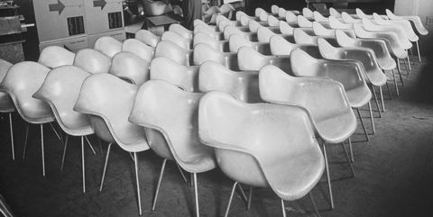Eames Chair History — Charles And Ray Eames Chair Design
