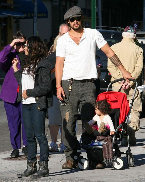 30 Photos Of Jason Momoa's Style Evolution