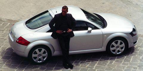 Land vehicle, Vehicle, Car, Motor vehicle, Automotive design, Audi, Coupé, Alloy wheel, Sports car, Audi tt,