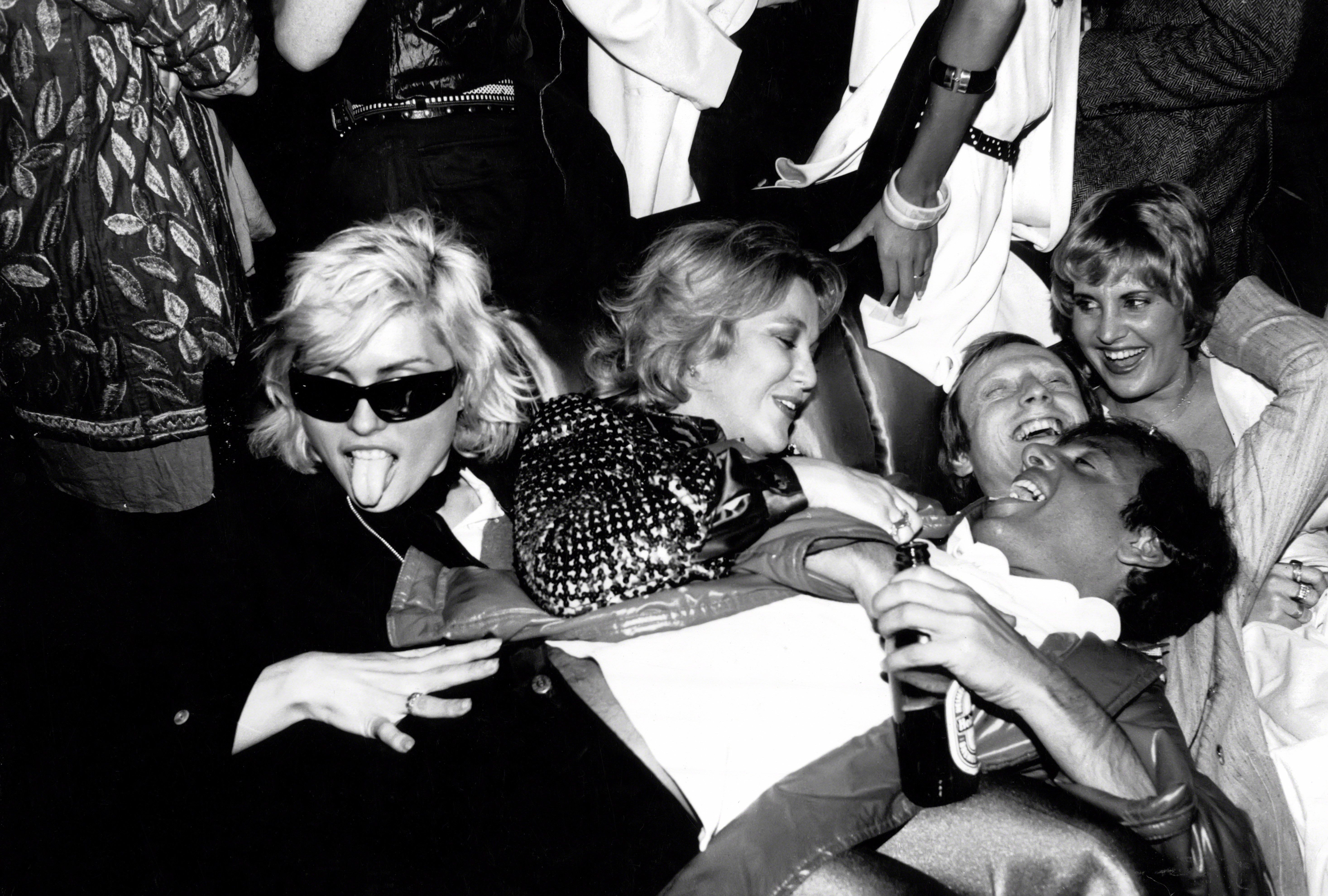 Debbie Harry Opens Up About Studio 54 and Being Andy Warhol's Muse