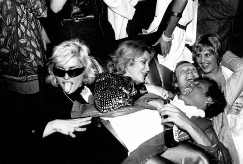 The Life And (Good) Times Of Debbie Harry: From The 70s Heroin Scene To Studio  54