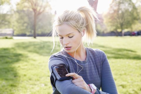 how to plan a run route, women's health uk