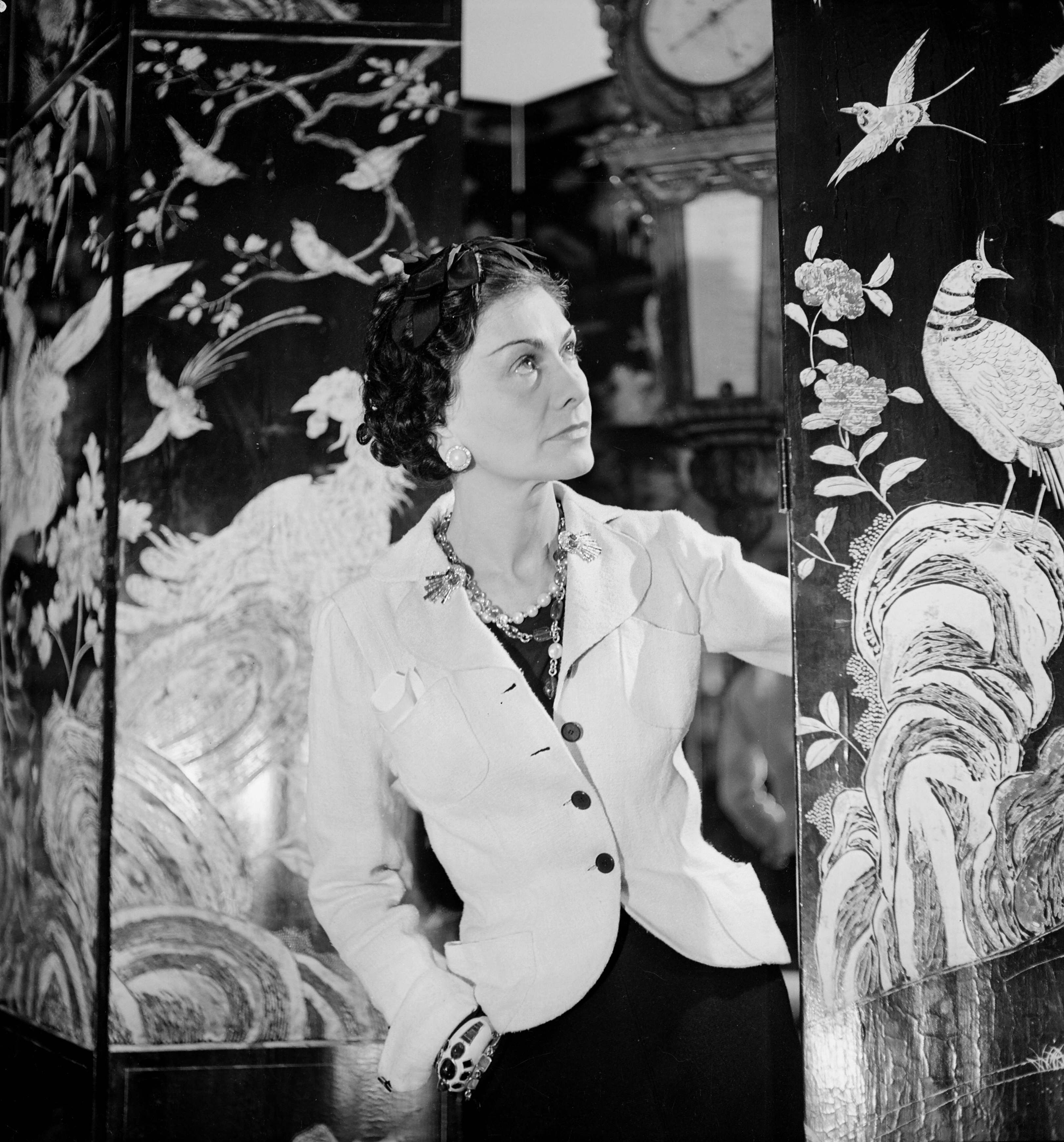 A Historical Look at Coco Chanel's Apartment
