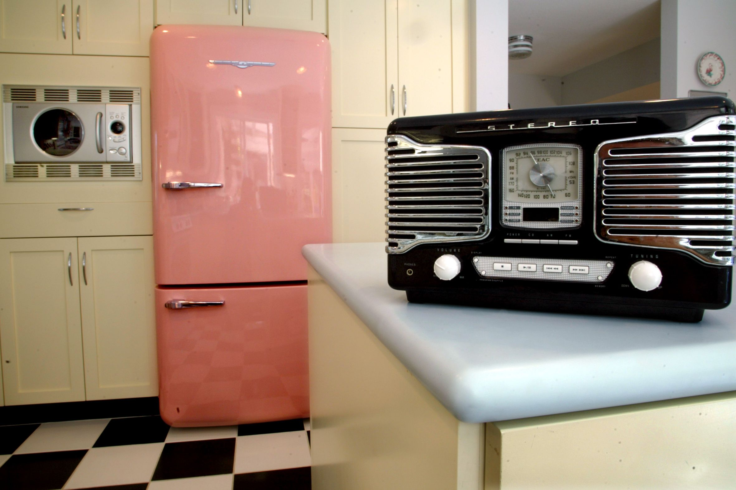Best Retro Kitchens