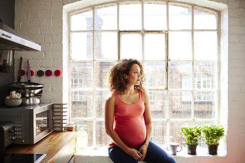 Zwanger bevalling kraamtijd corona