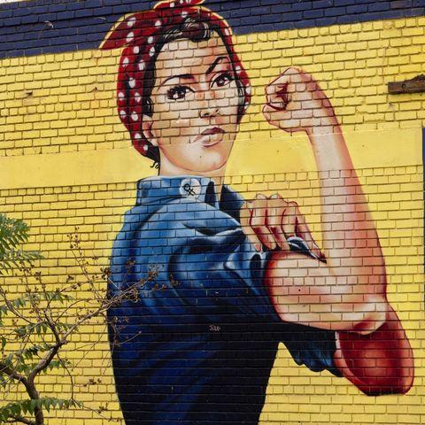 Wall, Mural, Art, Street art, Brick, Painting, Artwork, Visual arts, Graffiti, Smile,