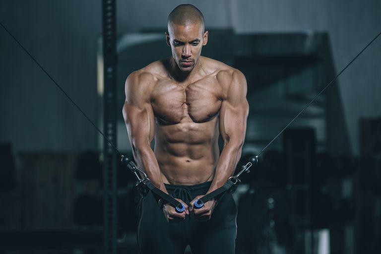 Naked men workout — img 7