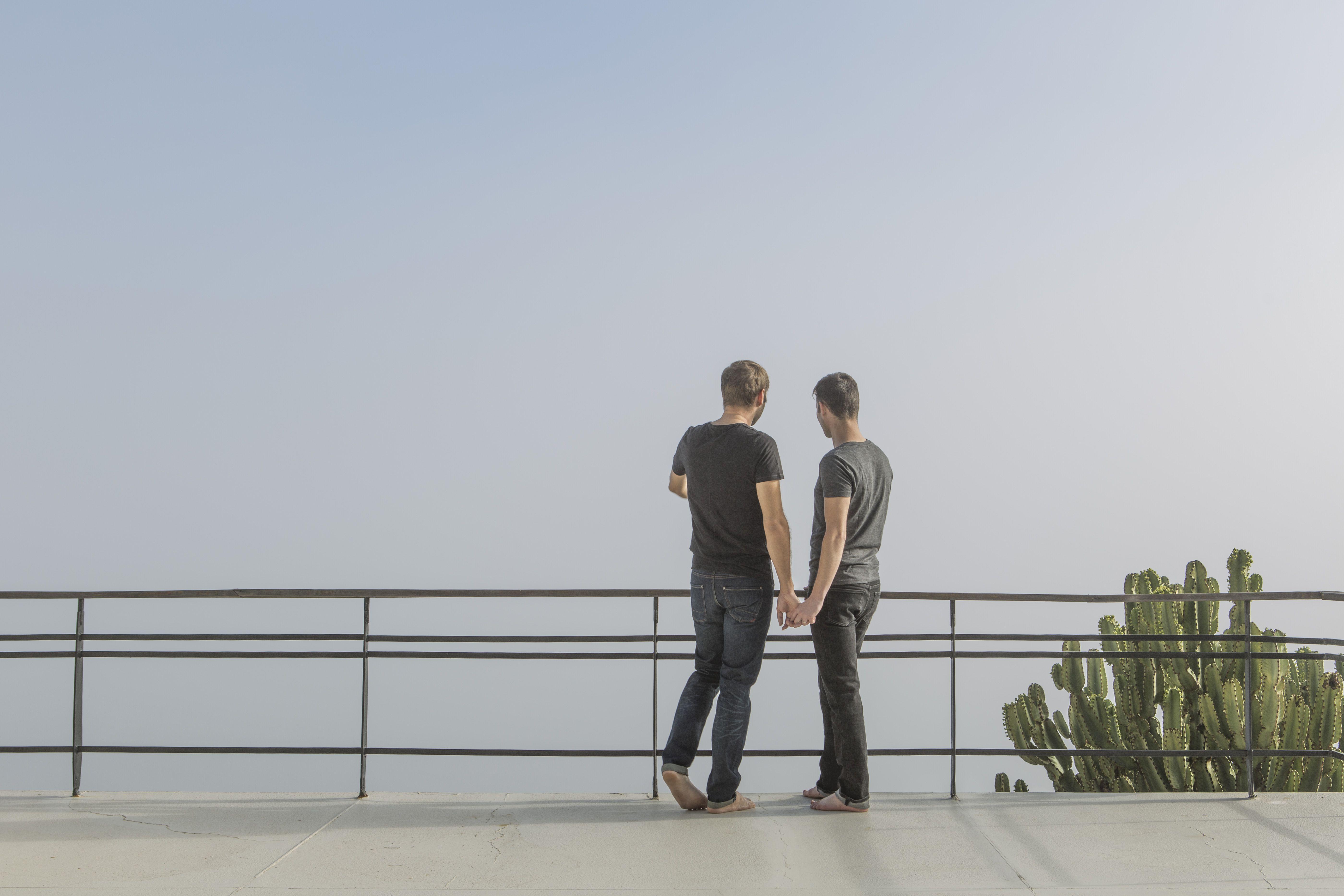 Zdarma gay porno mariňáci