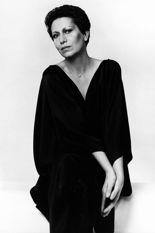italian jewelry designer elsa peretti, 1977 photo by jack mitchellgetty images