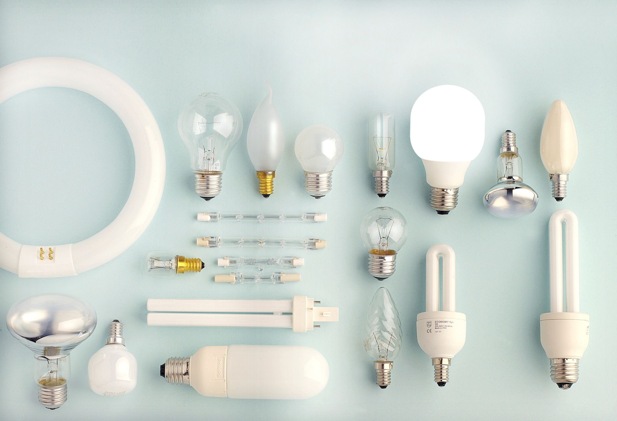 Different Types of Light Bulbs - Guide to Buying Light Bulbs