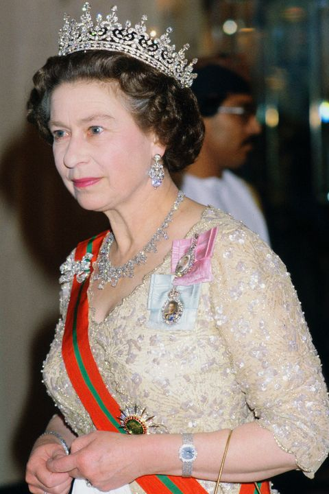 Queen At Claridges Banquet