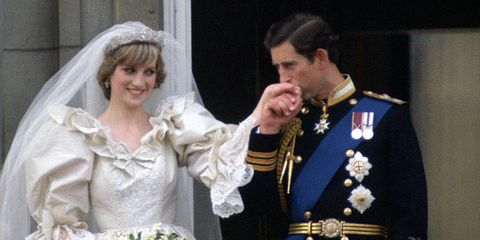 Diana And Charles Wedding.Princess Diana S Marriage 15 Memorable Moments Of Lady