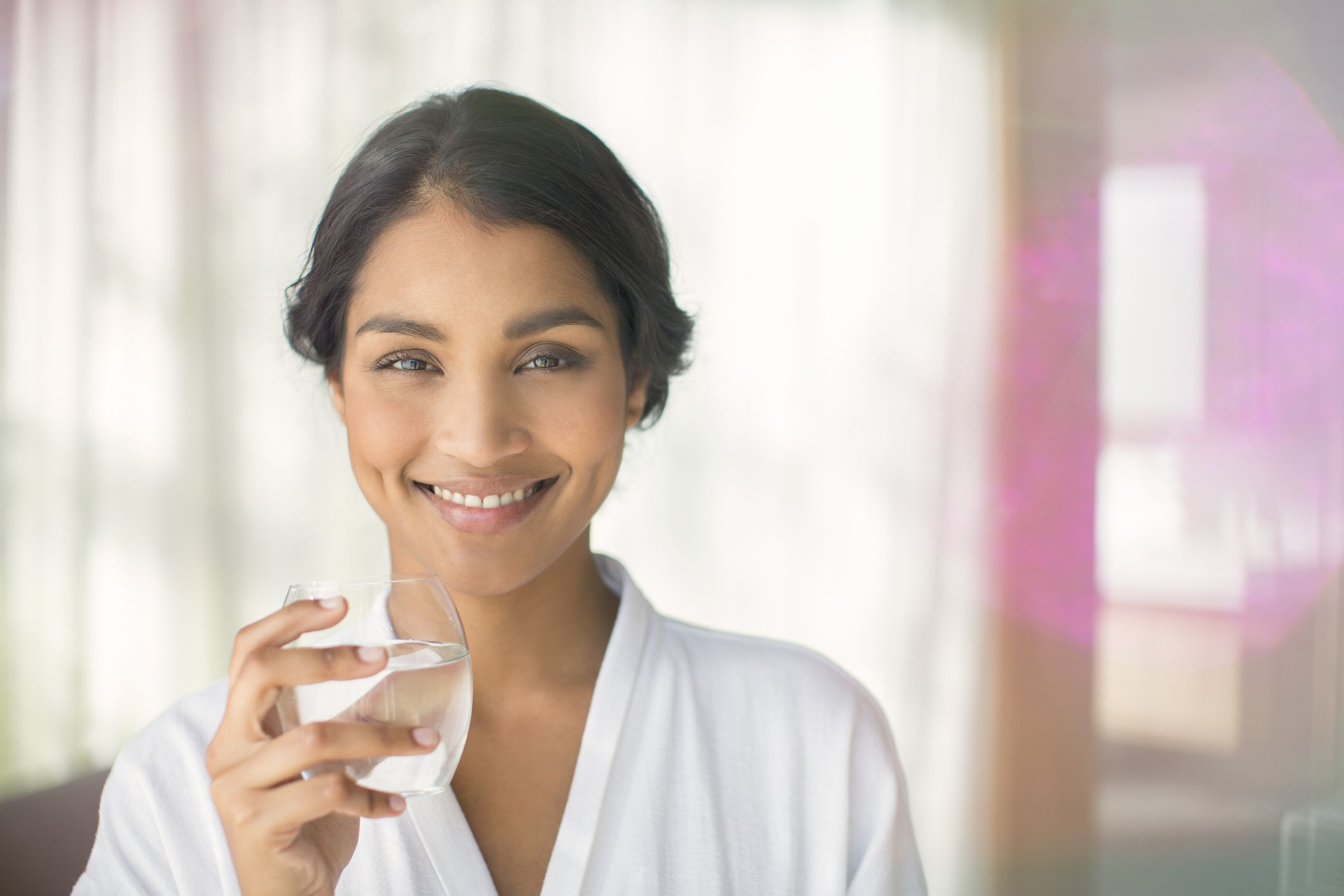 Why drinking water is good for your skin, according to a dermatologist