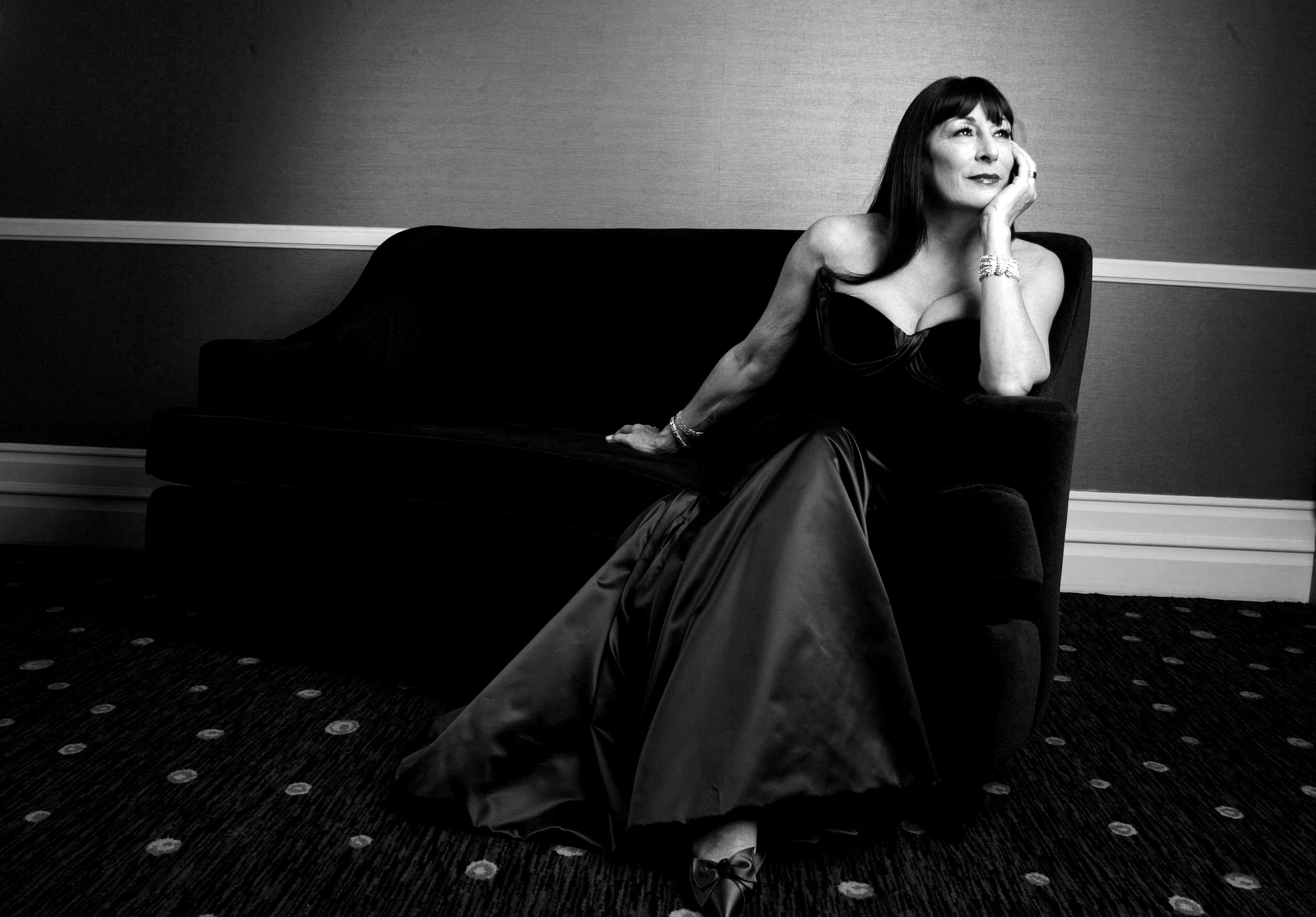Anjelica Huston, Icon, and Star of John Wick: Chapter 3, Shares ...