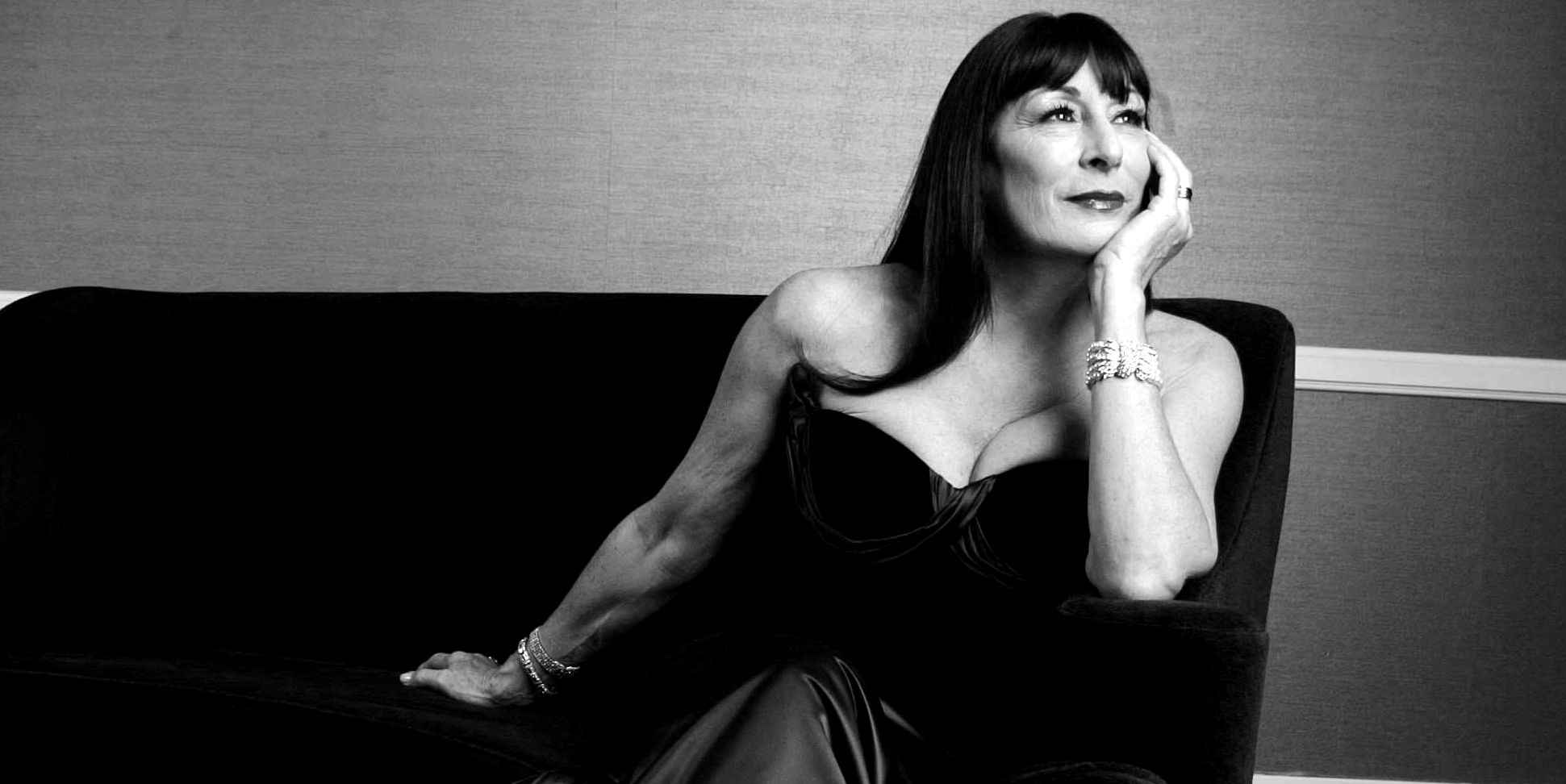 Life Advice from Iconic Oscar Winner Anjelica Huston