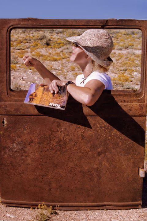 Brown, Hat, Box, Sun hat, Fedora, Baggage, Cowboy hat, Office equipment,