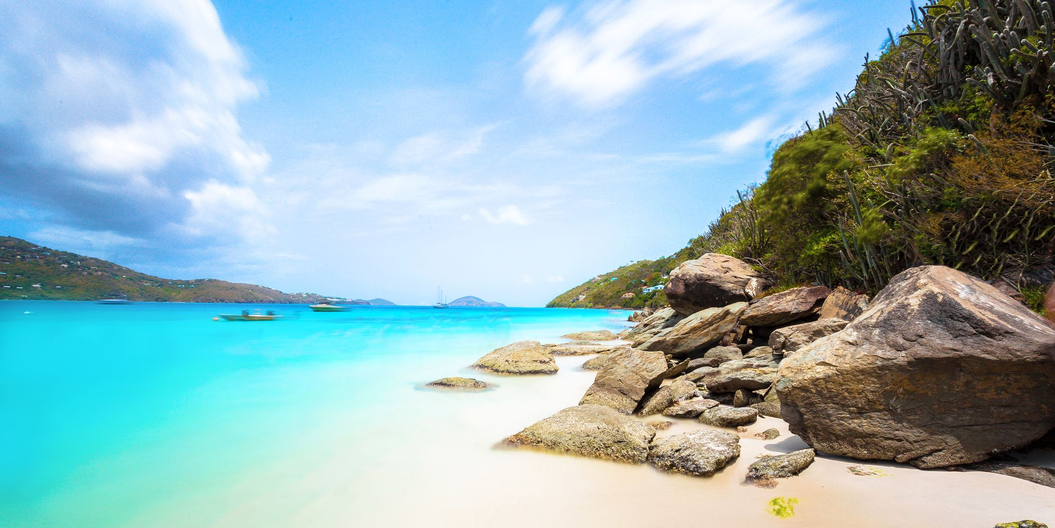 The US Virgin Islands Will Give You Money To Visit in 2017