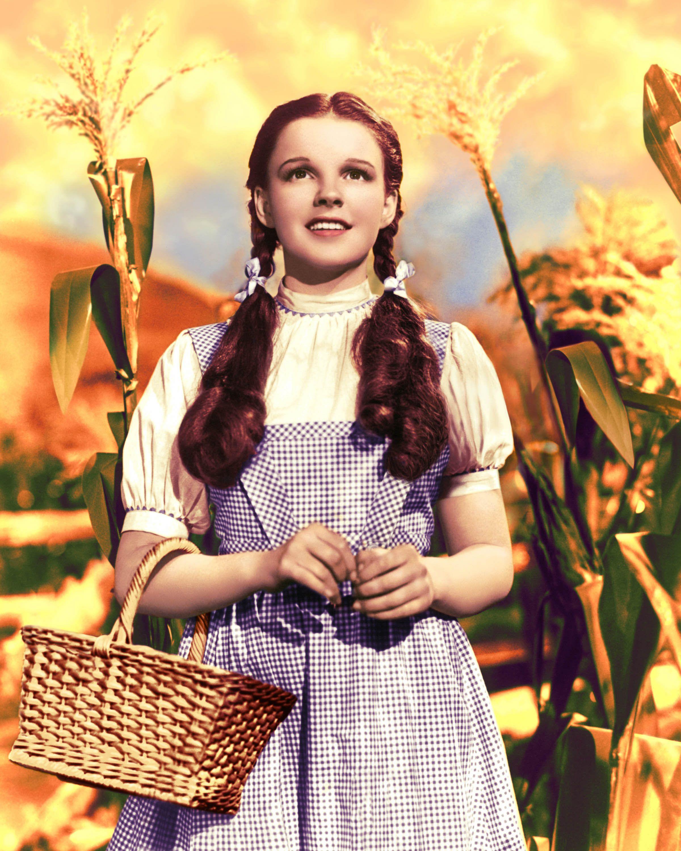 Renee Zellweger to Star in Judy - Judy Garland Biopic