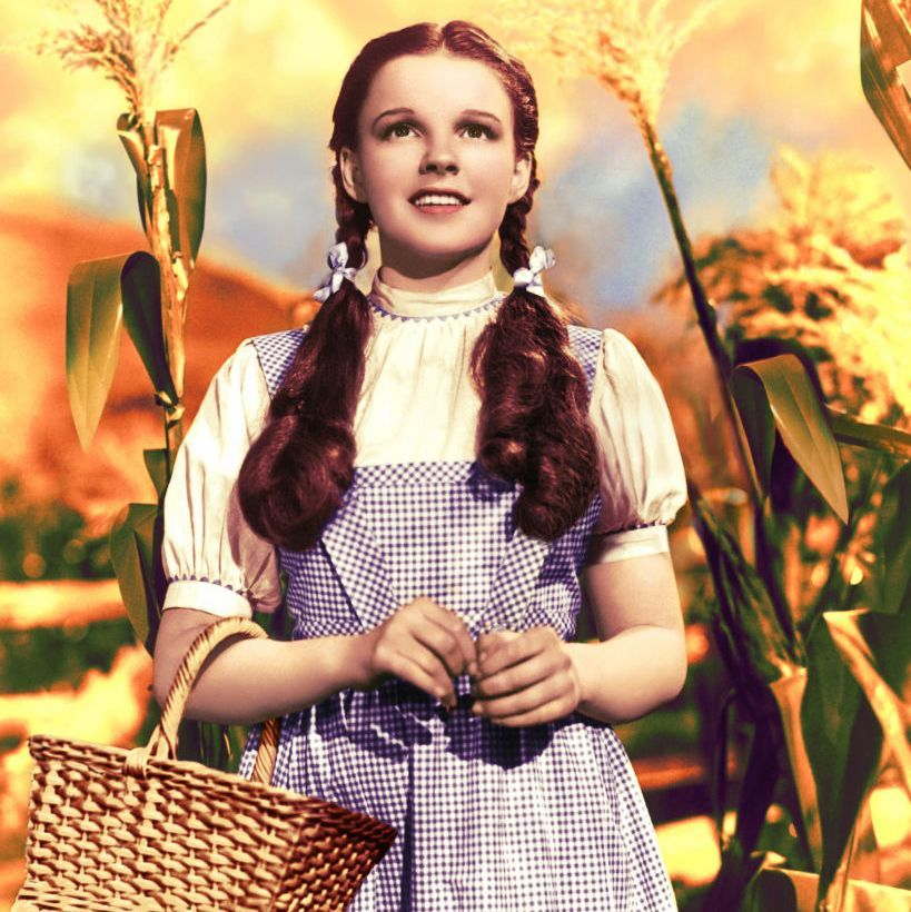 How Dorothy Gale In The Wizard Of Oz Became This Season's Style Icon
