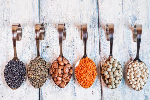 Food, Superfood, Spice, Legume, Ingredient, Spoon, Plant, Vegetable, Produce, Lentil,