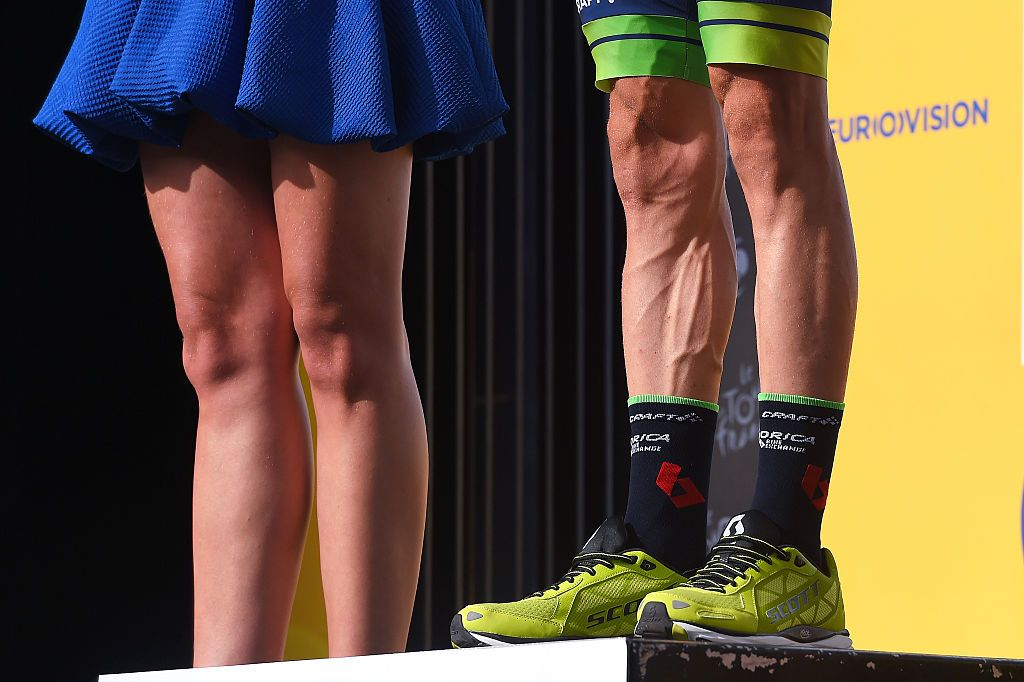 What's Really Happening to Tour de France Riders' Legs?