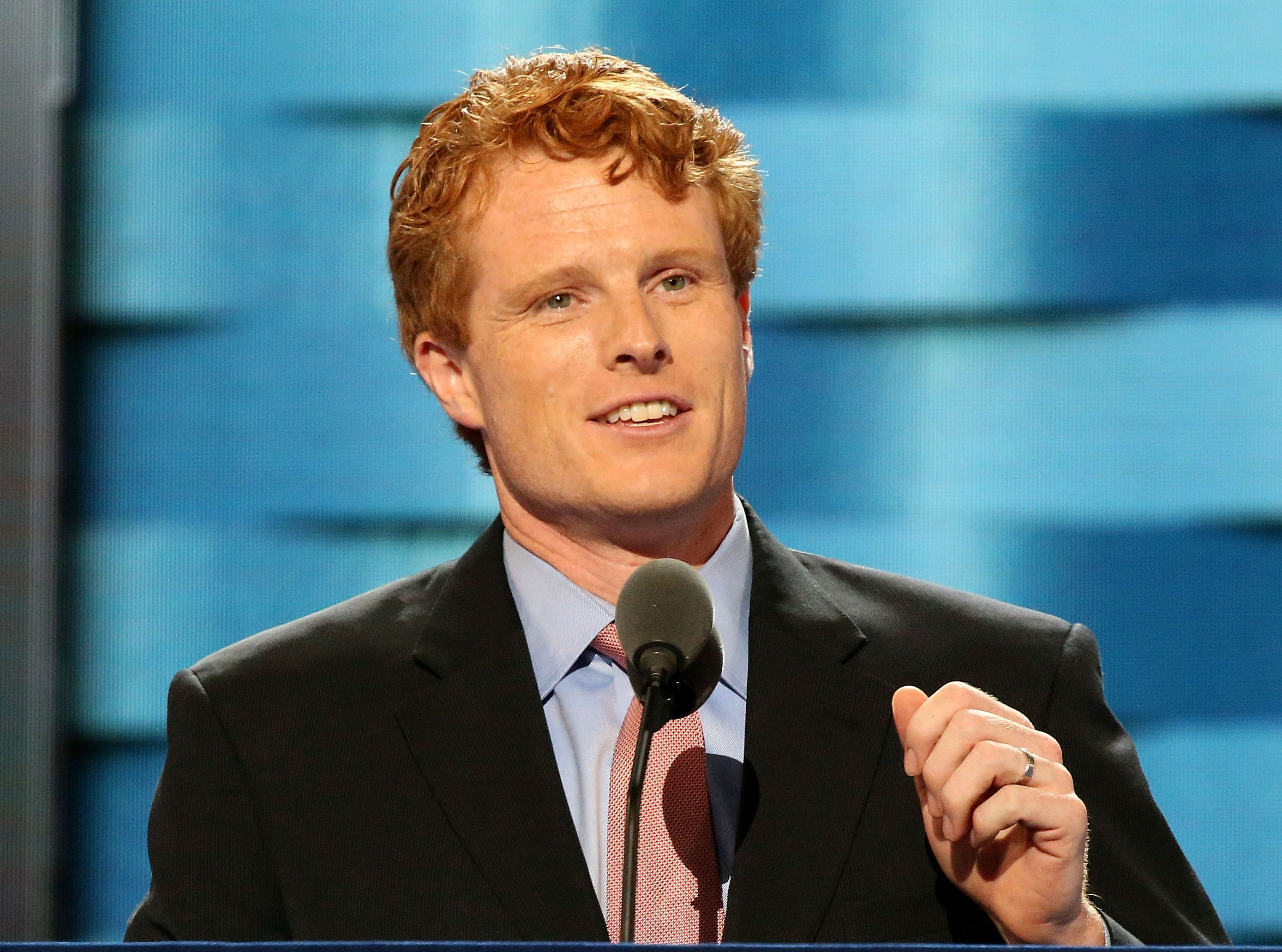 Who Is Joe Kennedy III? What to Know About Joe Kennedy's ...