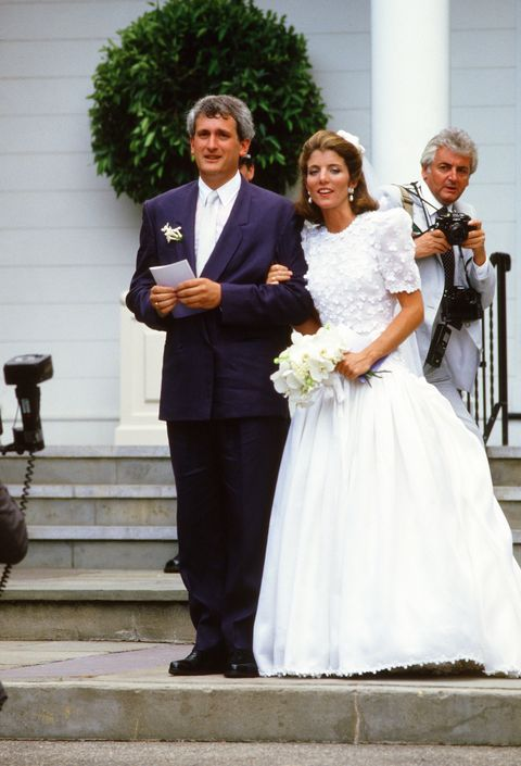 Caroline Kennedy S Wedding Photos Of Caroline Kennedy