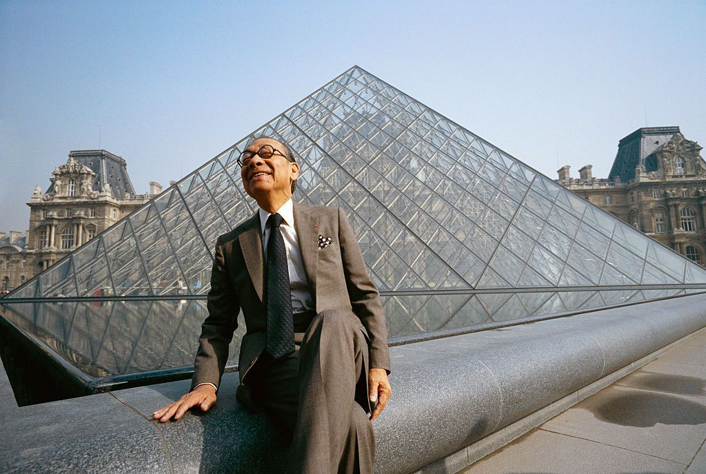 10 of I.M. Pei's Most Beautiful Buildings