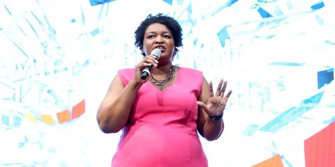 Stacey Abrams Wins Georgia Primary