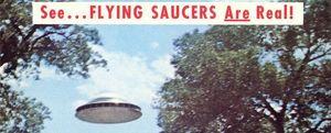初めて目撃されてから70年が立つものの…未確認飛行物体(UFO)とは一体何者なのでしょうか? そして、どこから現れるのでしょうか?