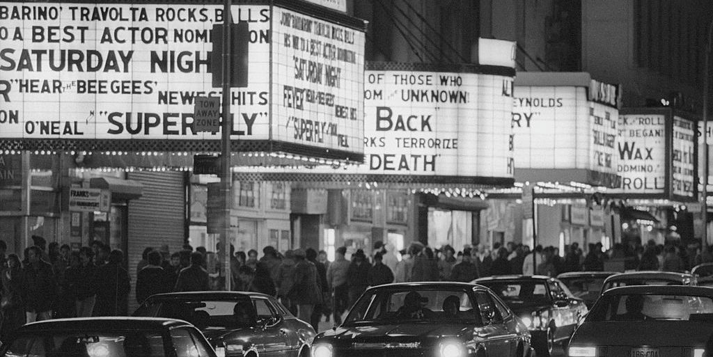 1970s Times Square: Peep Shows and Pimps
