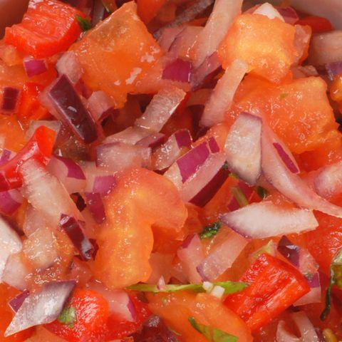 fresh salsa Mexicana