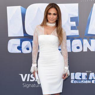 Jennifer Lopez And Alex Rodriguez S Wedding Date Dress Details