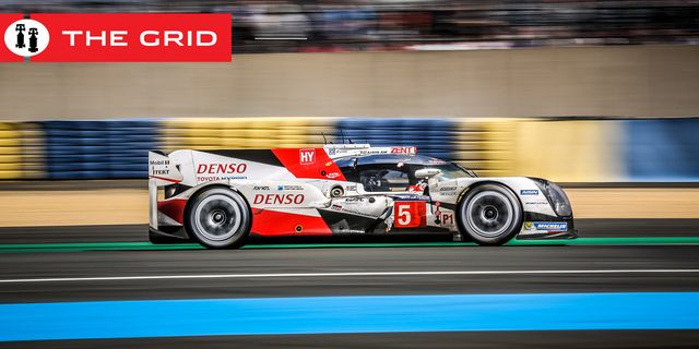 lmp1 toyota gazoo racing jpn, 5 toyota ts050 hybrid with drivers anthony davidson gbr, sebastien buemi che and kazuki nakajima jpn during the 84th running of the le mans 24 hours on june 19, 2016 in le mans, france photo by gerlach delissencorbis via getty images