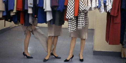 Clothing, Boutique, Fashion, Room, Textile, Wardrobe, Fashion design, Outerwear, Closet, Outlet store,