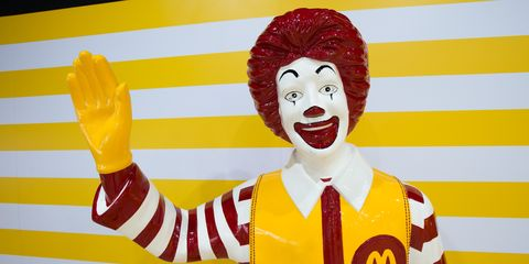mcdonald s is temporarily getting rid of ronald mcdonald because of