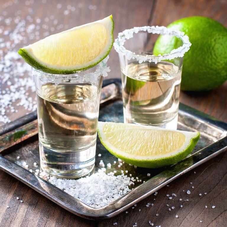 tequila alcool le moins calorique