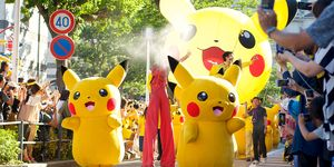 Pikachu Outbreak summer event