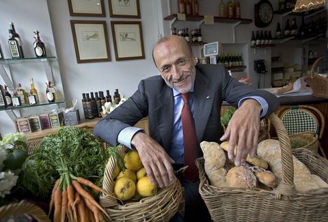 Carlo Petrini, fondatore di Slow Food