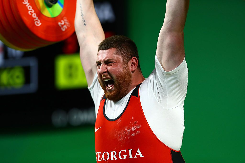 This Olympic Lifter Just Recorded the Heaviest Clean and Jerk in History