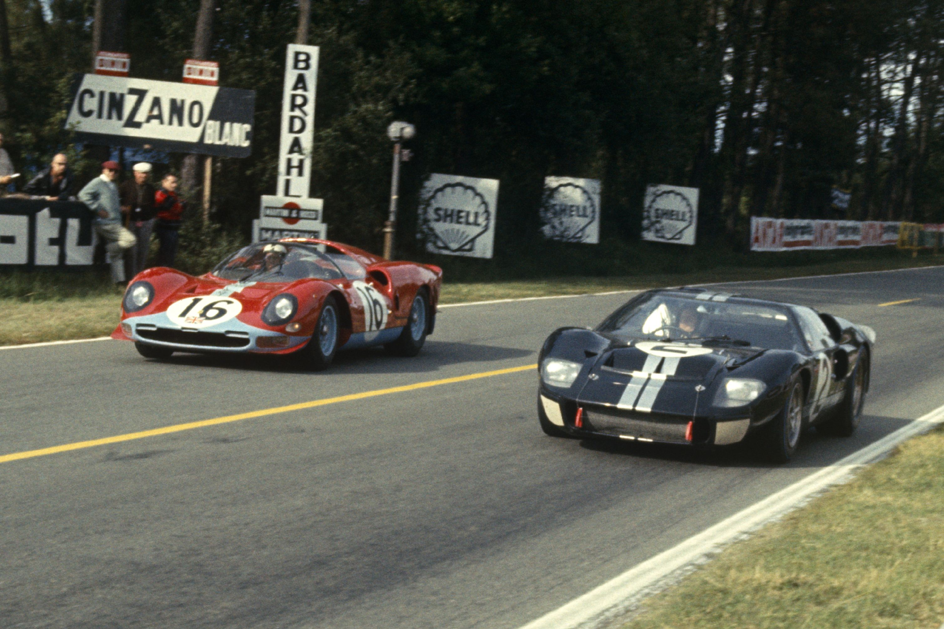 Ford V Ferrari Movie Gets November Release Date