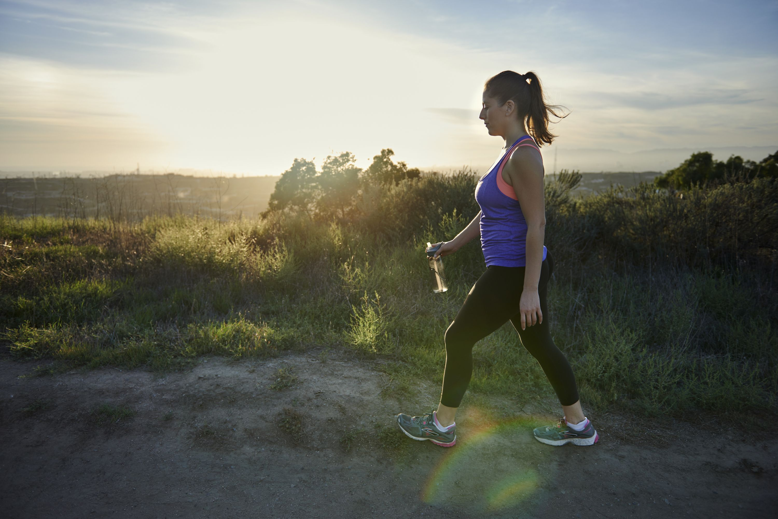 5 things that happened when I tried to walk 20,000 steps a day